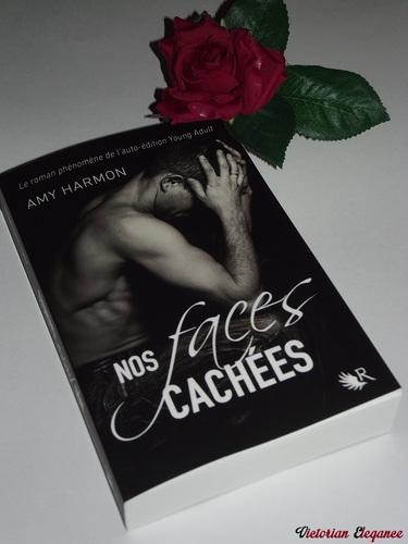 """""""Nos faces cachées"""" - Amy Harmon"""