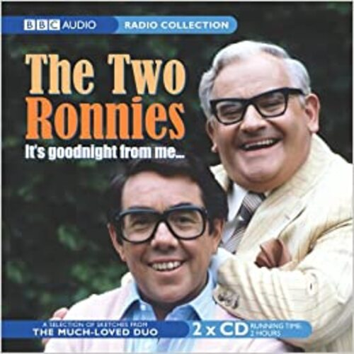TWO RONNIES - By the Sea & The Picnic (1982) (Humour)