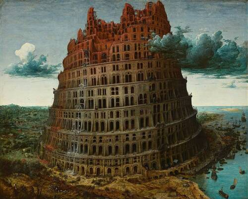 Tower of Babel: The Hidden Transcript.