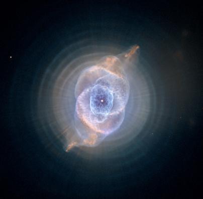 Les nébuleuses, pastels de l'Univers