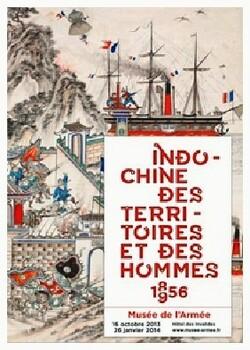 Exposition Indochine. Des territoires et des hommes.