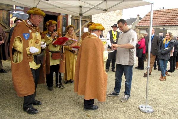 La fête de la truffe et du crémant  2019 à Leuglay a tenu toutes ses promesses !...