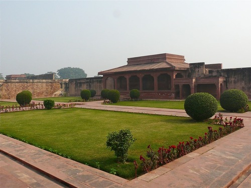 Fathepur Sikri près d'Agra