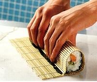 recette maki saumon avocat 6