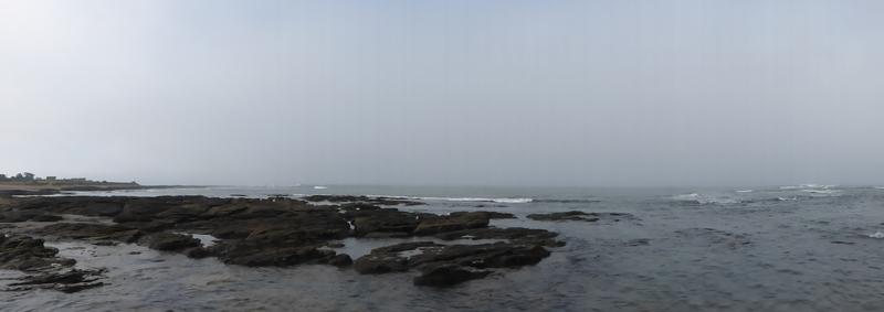 Sur la côte de jade ...