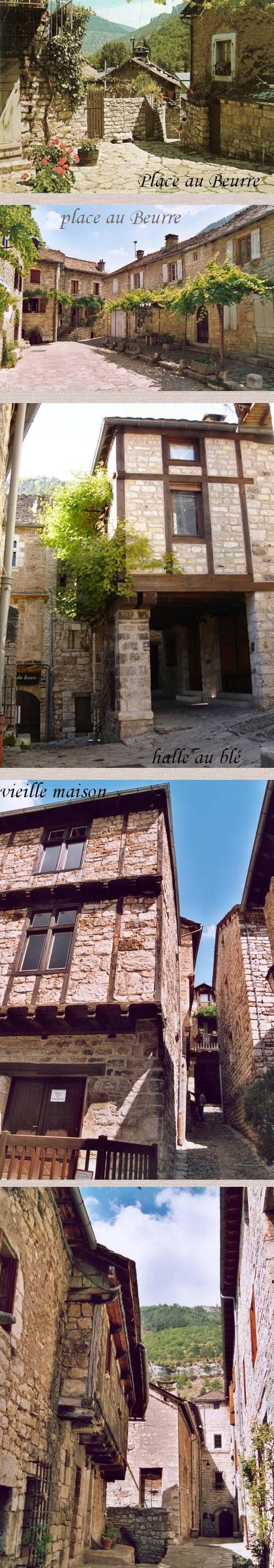 Circuit Touristique : Le Causse Méjean et les gorges du Tarn -  fin de l'itinéraire -