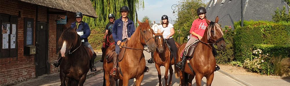 Bienvenue sur le site de la Foulée Equestre en Roumois !