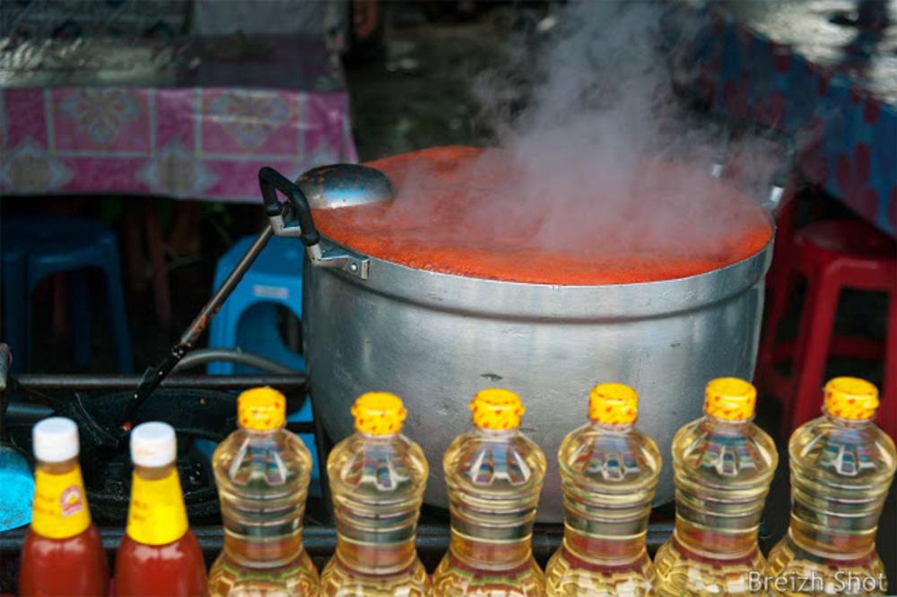 marche ayutthaya - soupe