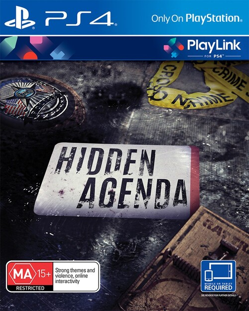 Hidden Agenda (2017)