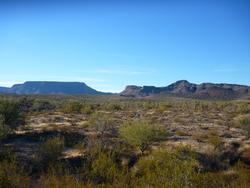Quartzsite - Aguila : 113 km