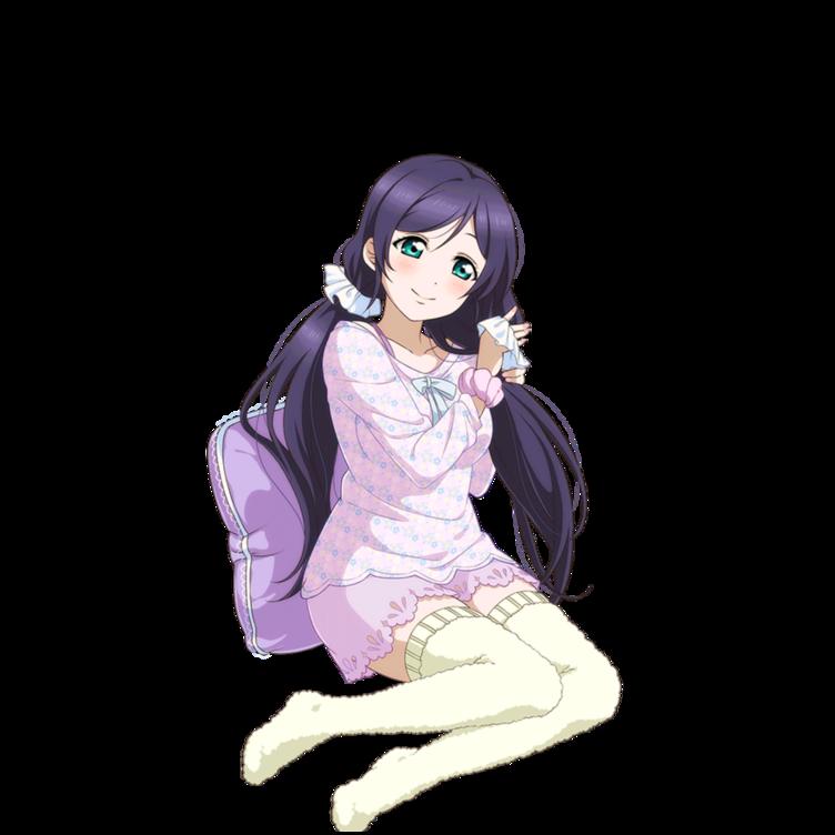 Render Nozomi Tojo by Yumi-Girl-2k4