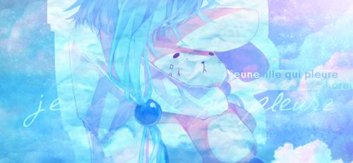 Création n°18 - Jeune fille qui pleure