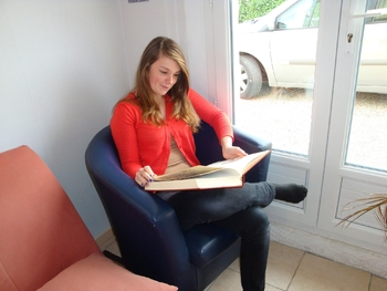 Laura et son dictionnaire