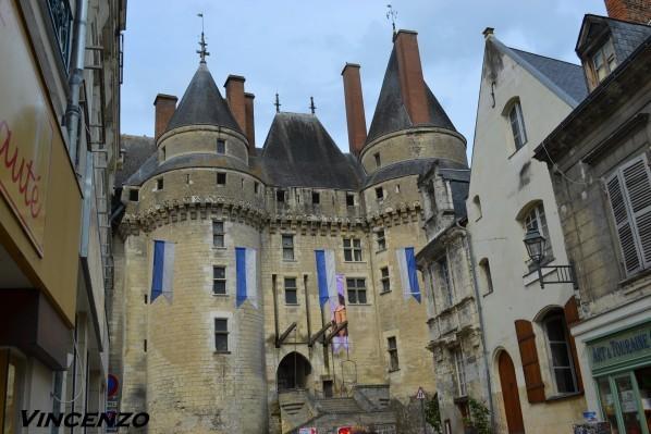 Langeais 1 chateau médiéval