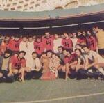 MTournoi en Hommage à Maloufi AbdelazizCA 1980/1981