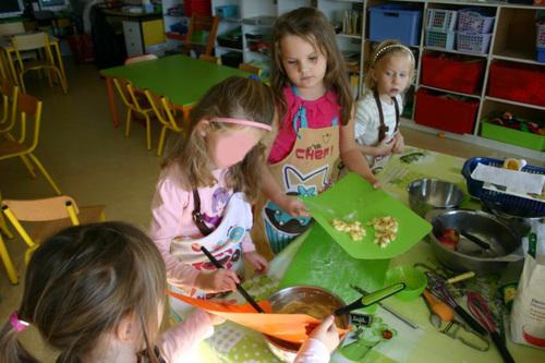 Atelier cuisine GS 2 et 3