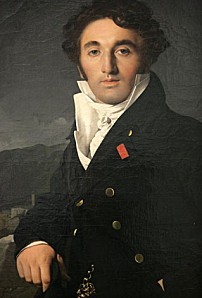ingres portraitiste