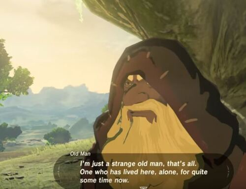 zelda Breath of the Wild ma théorie spoiler