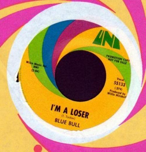 Blue Bull : I'm A Loser