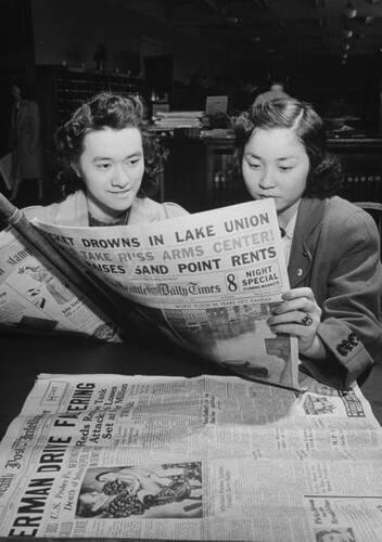 02 - Les femmes et le journal