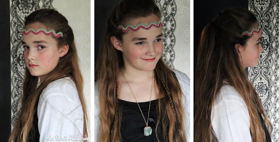Coiffure Bohême avec Le Headband d'Accessoires Cheveux Chic... (Tuto Inside)