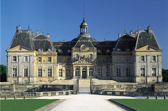 Coloriage Chateau Vaux Le Vicomte.Le Chateau De Vaux Le Vicomte Les Trouvailles De Karinette