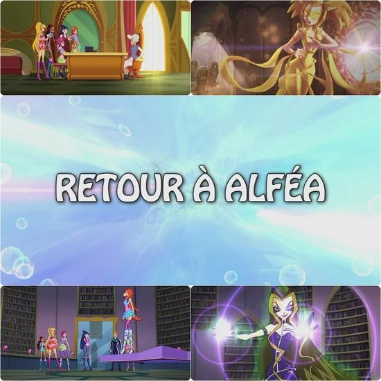 Episode 3 - Retour à Alféa