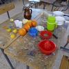 préparation d'une orangeade