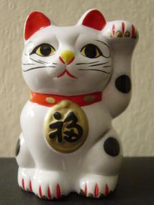 La légende du Maneki Neko :