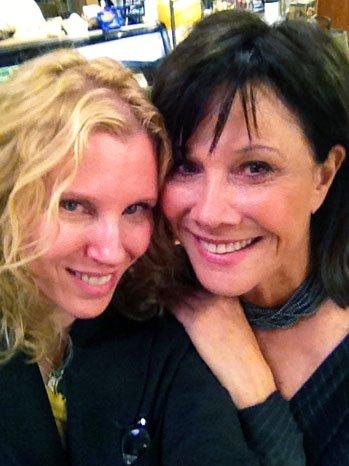 Michele Lee dans la série de Claudia Lonow.