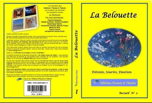 """Recueil de nouvelles """"La Belouette"""" n° 2"""
