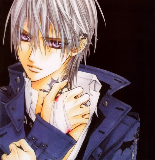 Zero (vampire knight)
