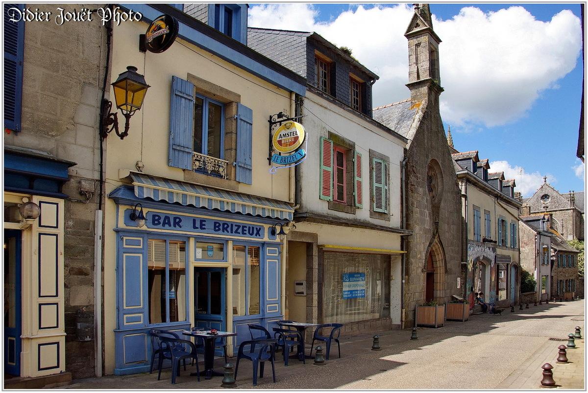 (29) Finistère - Carhaix-Plouguer (4) - Chapelle Sainte Anne