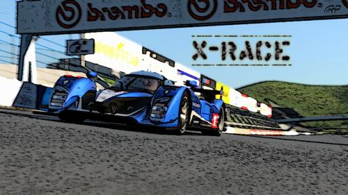 X-Race V2 ! Le retour ...