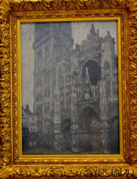 normandie musée rouen impresionnisme cathedrale