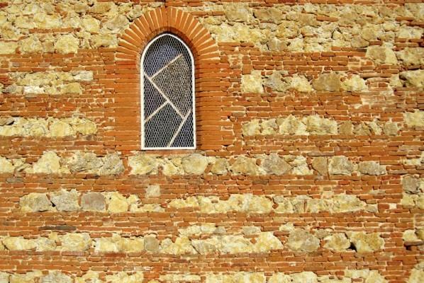 Ma06 - le mur de l'église