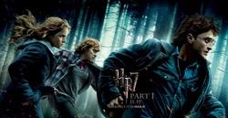 Harry Potter 7: les reliques de la mort parti 1.