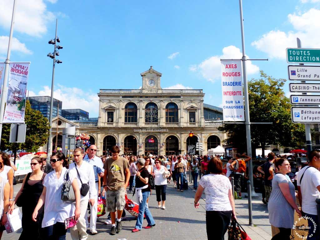 La braderie de Lille 2013 (3) - Du 29 août après-midi 2013 au 01 septembre 2013