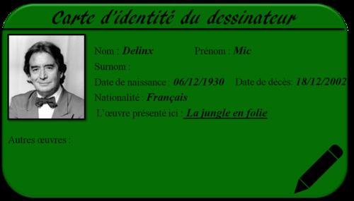 Mic Delinx