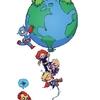 Avengers_World_Vol_1_1_Variante_de_bebé_Sin_Texto