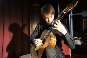 Concert de Marc-Antoine Bruccheri