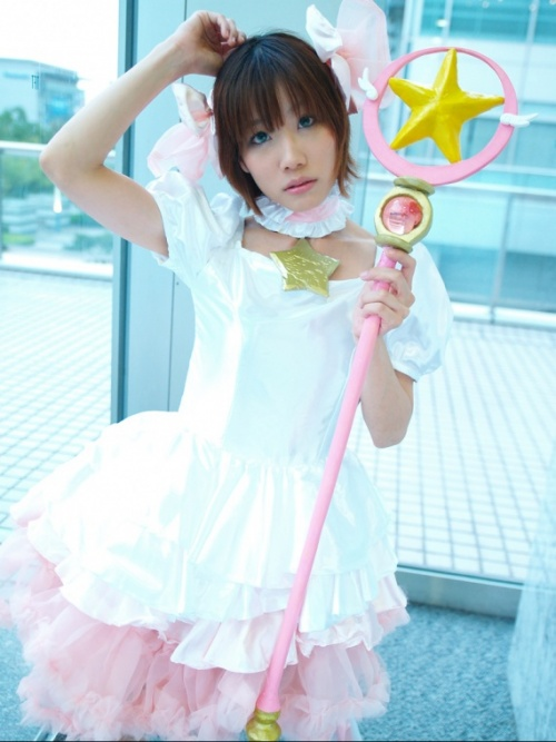 card captor sakura cosplay