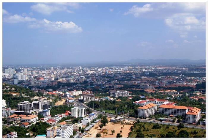 Photos de Thaïlande_26.  Panorama du 56ème étage