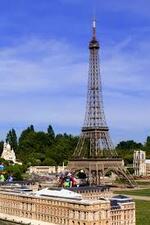 L'école élémentaire de Bures à France Miniature le 7 juin 2016 !