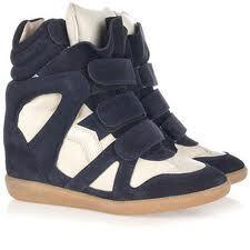 Le cas des sneakers Isabelle Marant