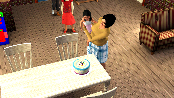Chapitre 11 : Des 1ères fois, des boulets et un anniversaire