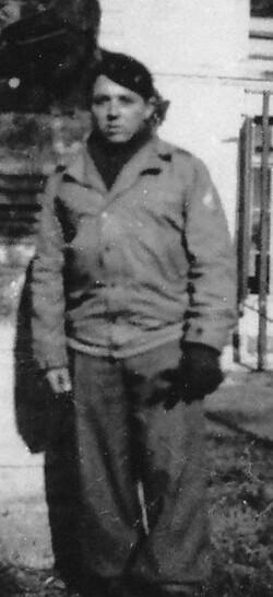 * Décès de M.Marius Olive du Bataillon d'infanterie de marine et du Pacifique de la 1ere DFL