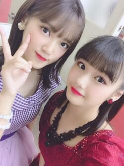 Trop contente♡ Yokoyama Reina