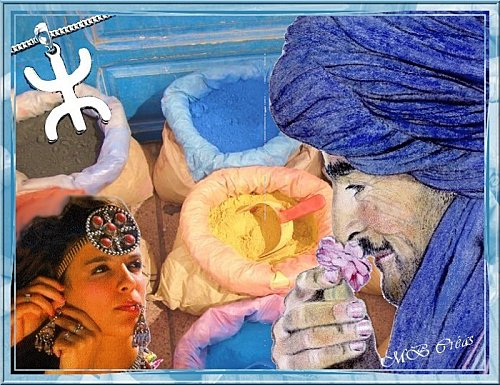 coulerurs du Maroc