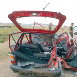 - إصابة سبعة أشخاص بجروح خطيرة في حادثي مرور بالعوانة والعنصر
